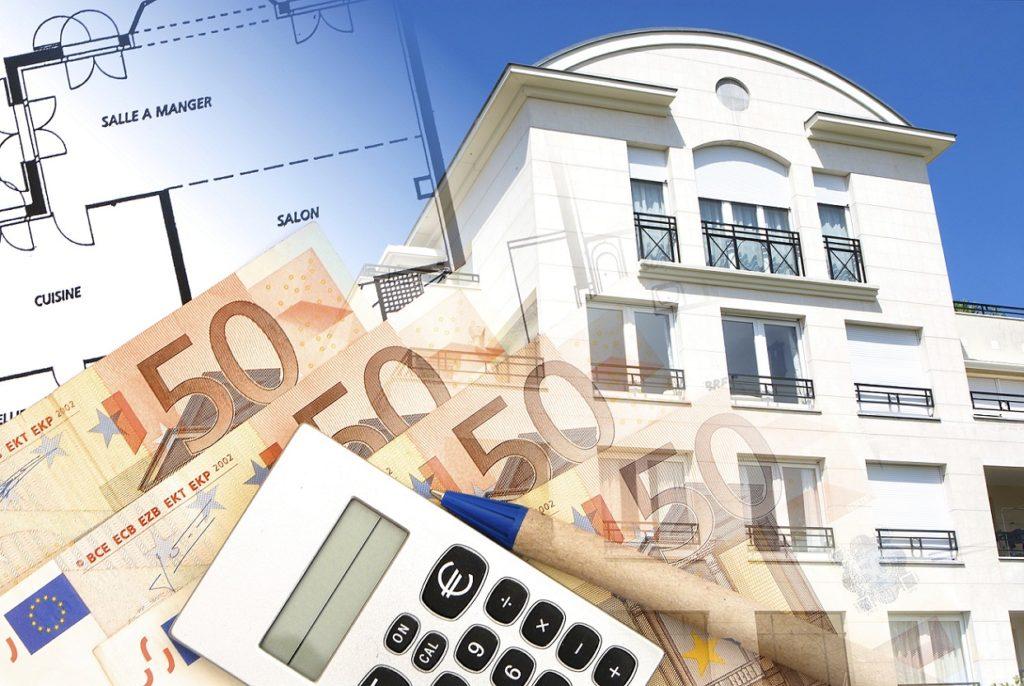 Le coût d'une assurance sur un crédit immobilier