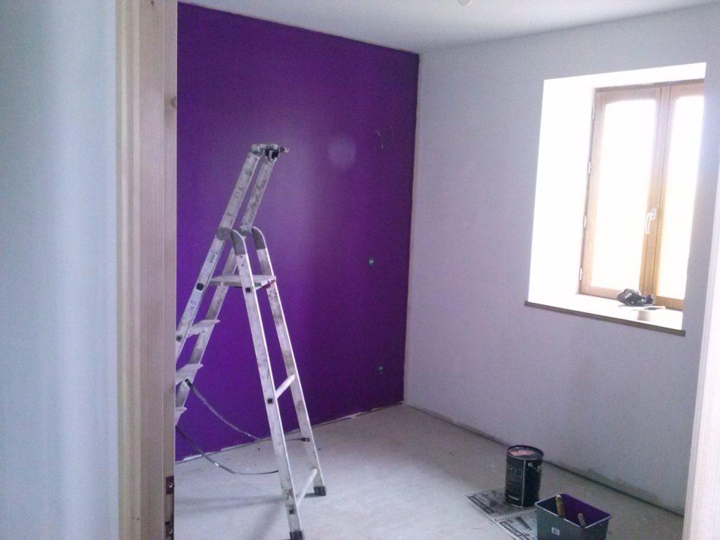 Rénover son intérieure à l'aide d'une bonne touche de peinture