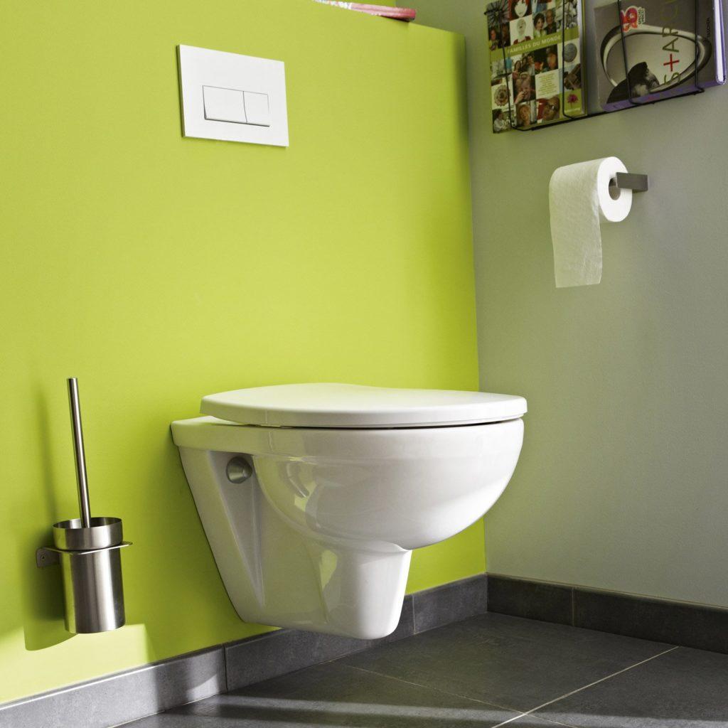 Une toilette tendance et design dans sa maison